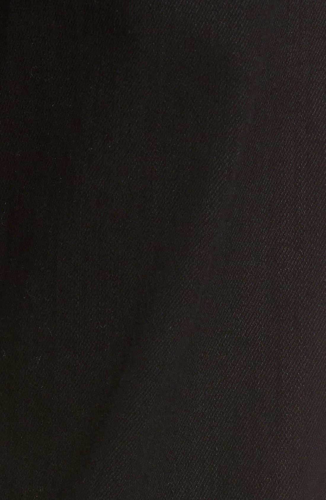 Alternate Image 5  - DIESEL® Safado Slim Fit Jeans (Z886)