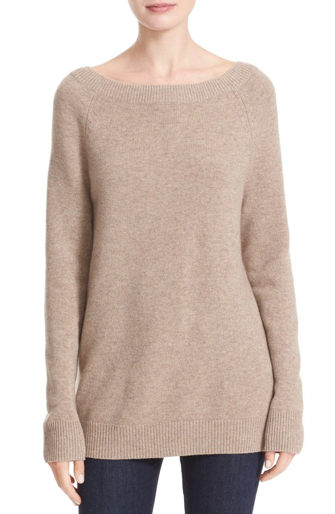 Alternate Image 1 Selected - Equipment Cody Wool & Cashmere Boatneck Sweater (Nordstrom Exclusive)