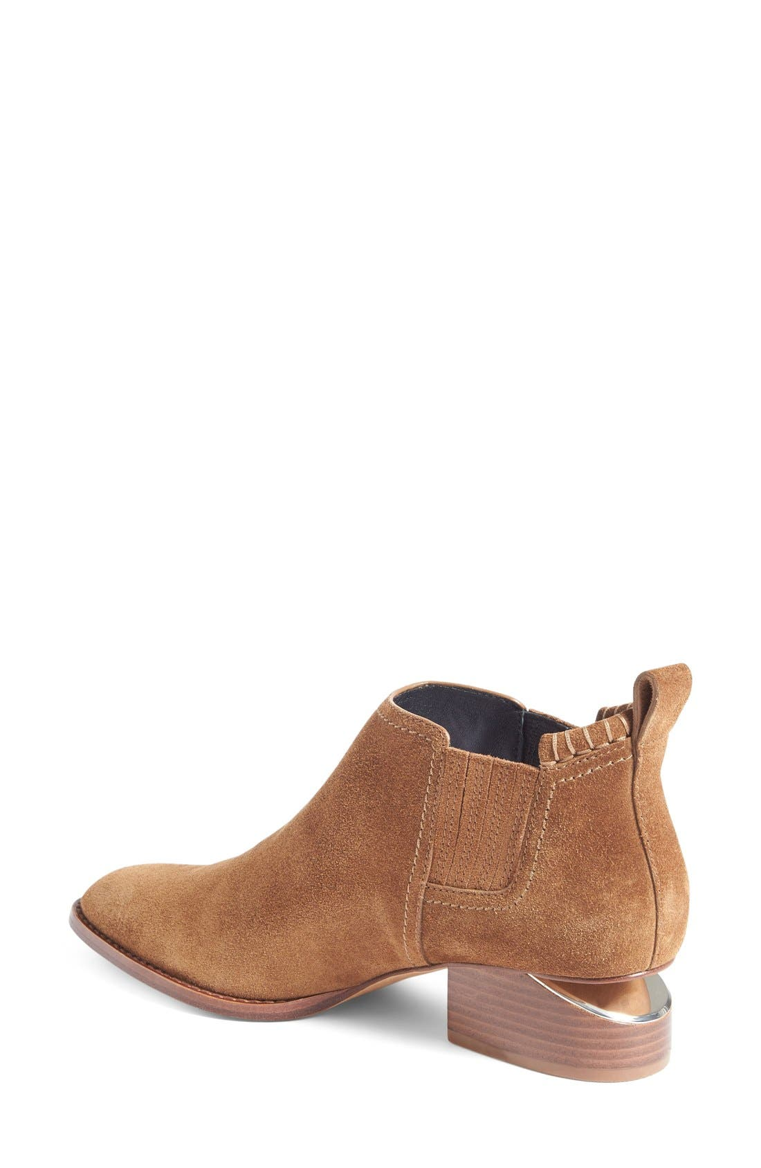 Kori Chelsea Boot,                             Alternate thumbnail 2, color,                             Dark Truffle