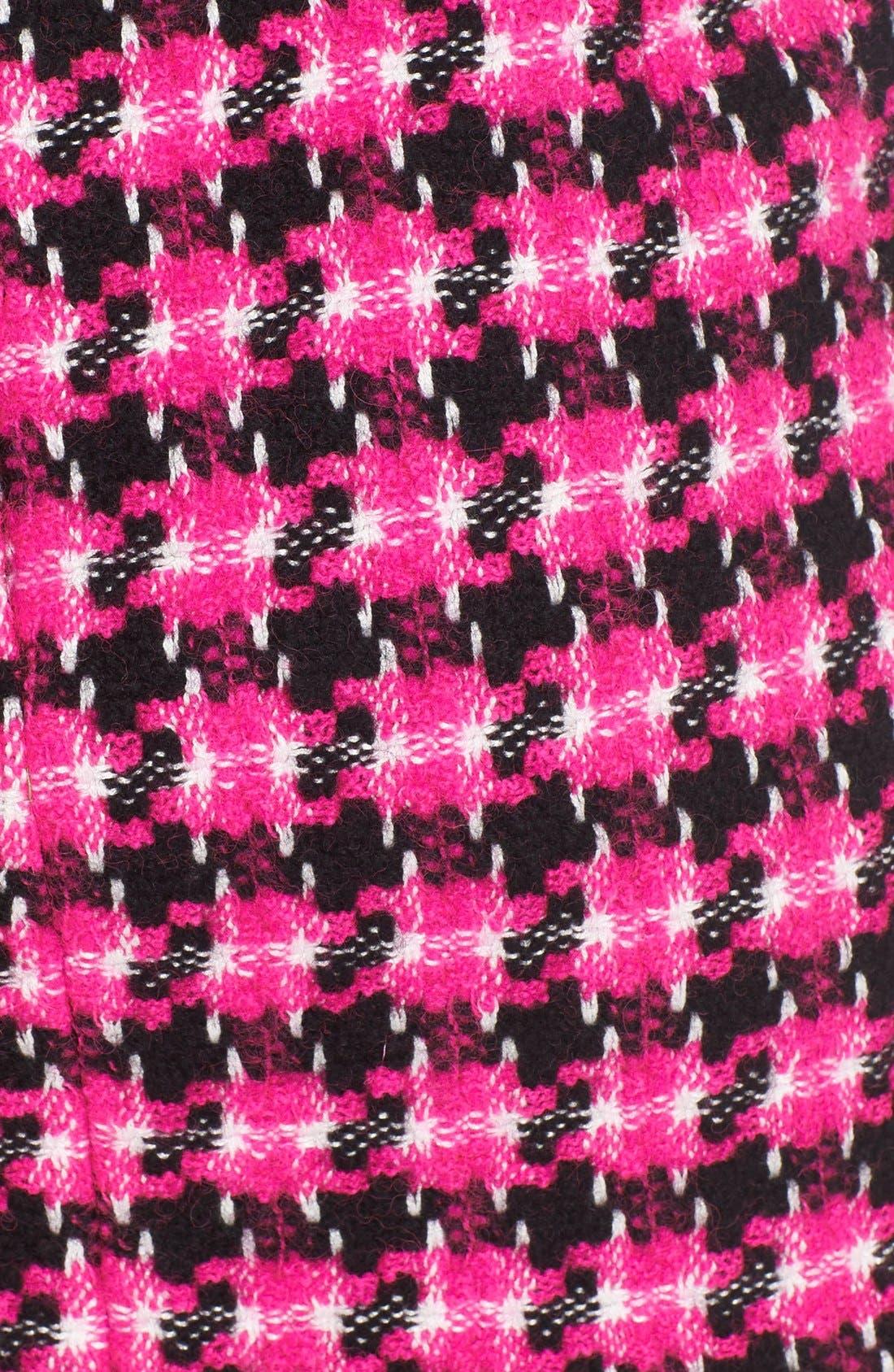 Alternate Image 3  - MARC JACOBS Geo Tweed Miniskirt