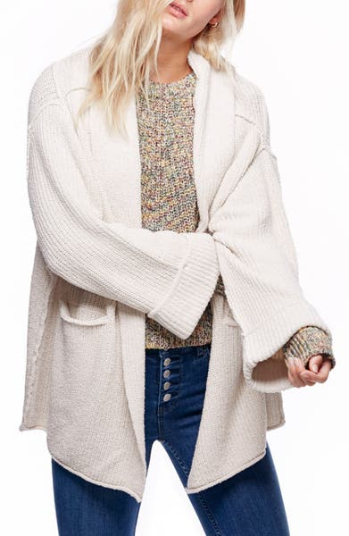 Main Image - Free People Low Tide Cardigan