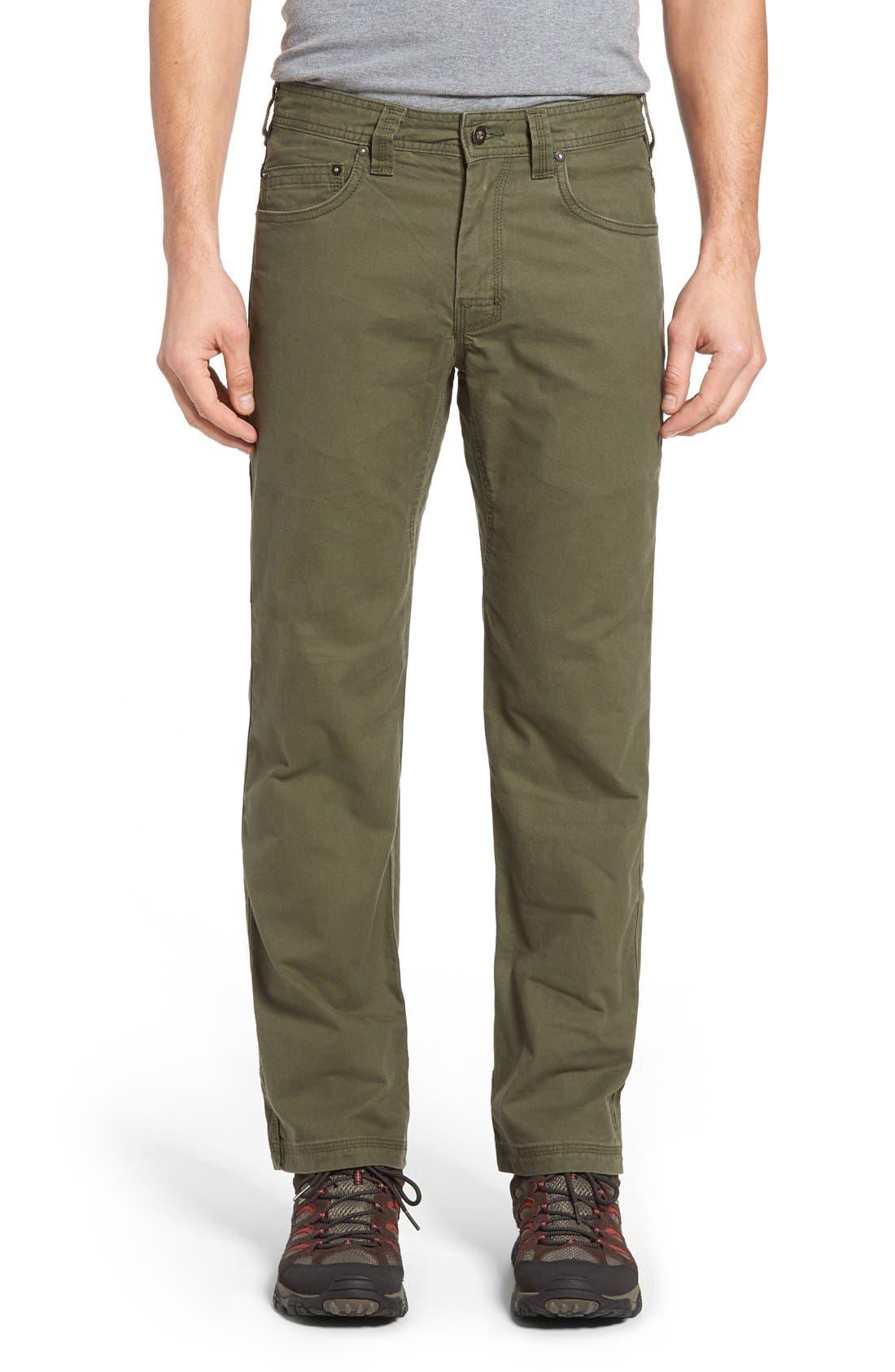 Bronson Pants,                         Main,                         color, Cargo Green