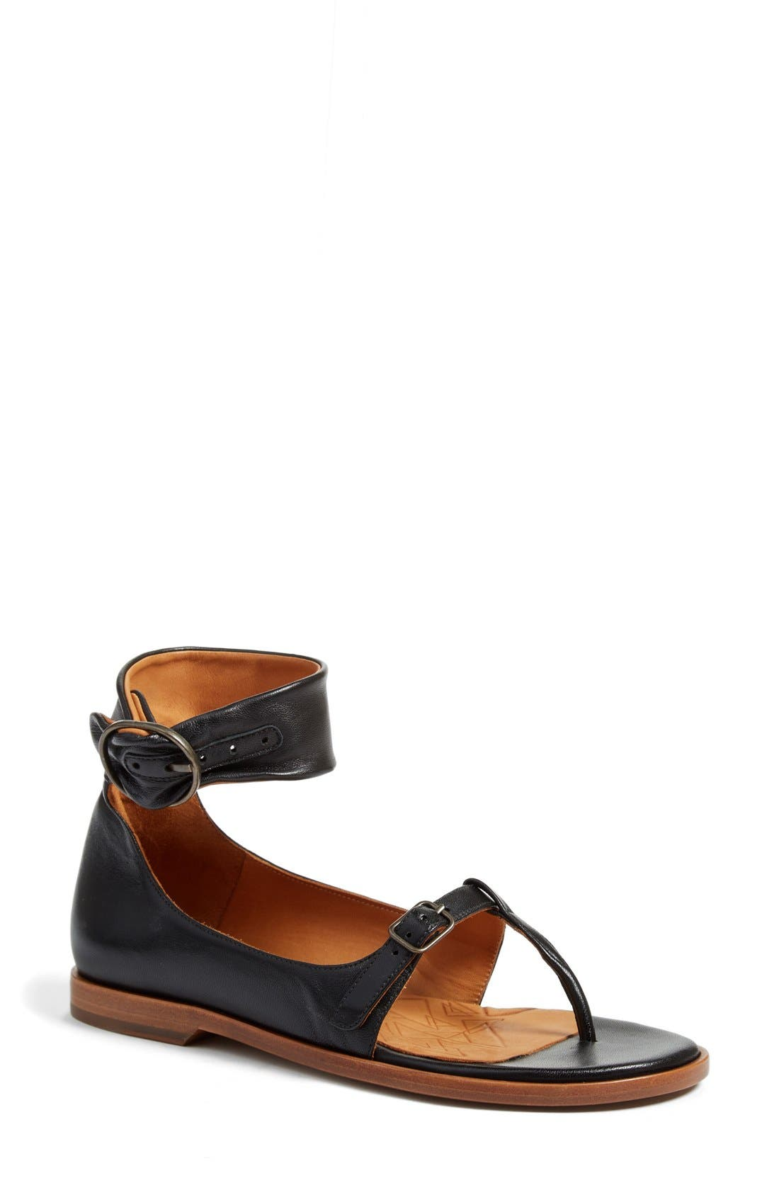 Chie Mihara Queen Ankle Strap Sandal (Women)