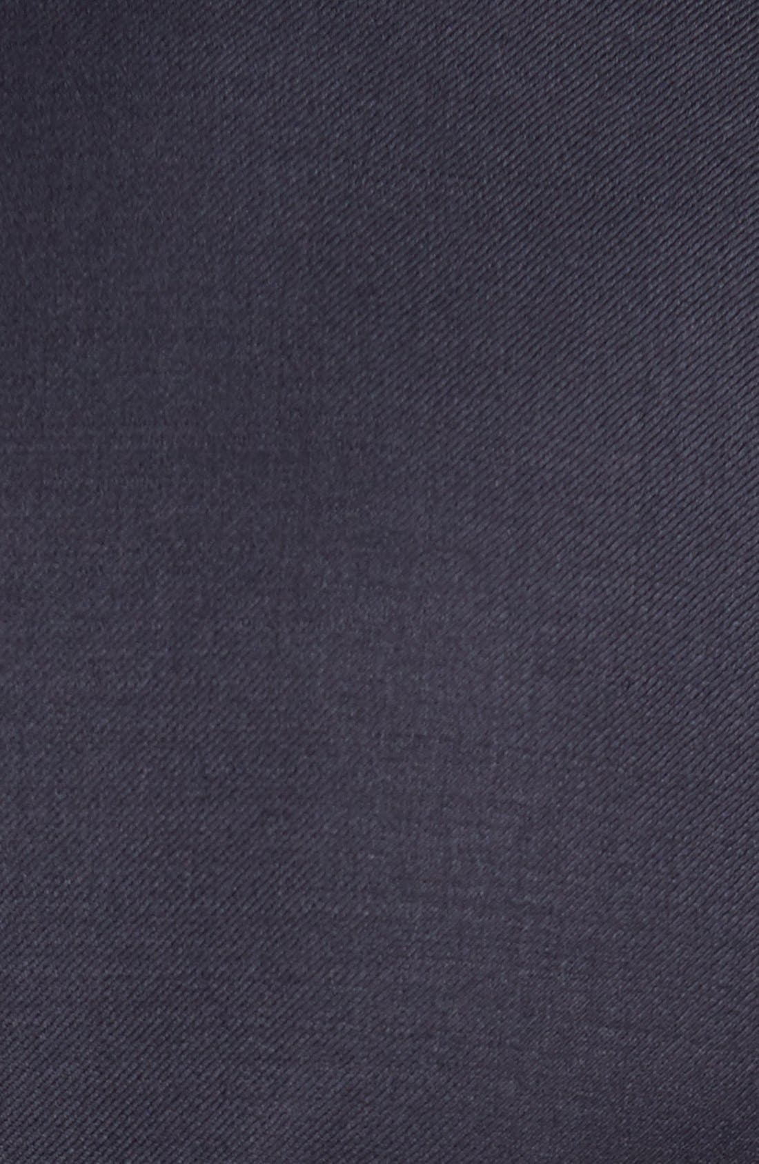 Alternate Image 6  - Hart Schaffner Marx Chicago Classic Fit Solid Wool Suit