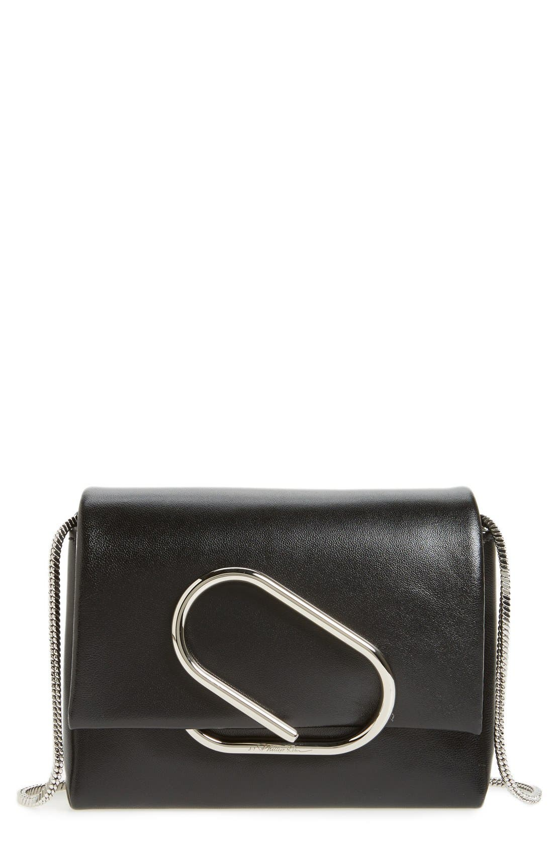3.1 Phillip Lim Micro Alix Leather Crossbody Bag