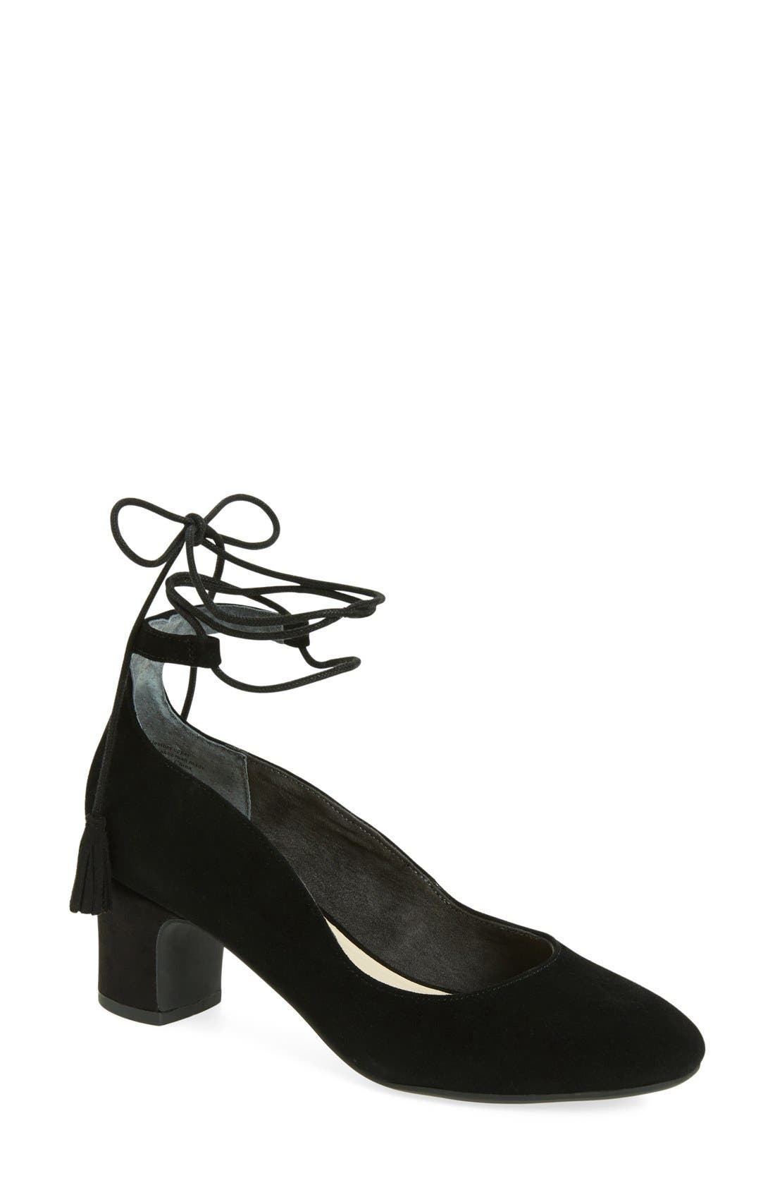 Seychelles Trick Lace-Up Pump (Women)