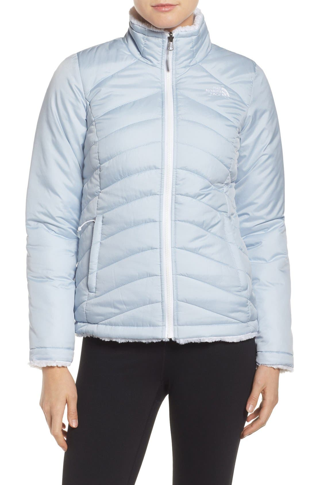 Alternate Image 1 Selected - The North Face 'Mossbud Swirl' Water Resistant Jacket