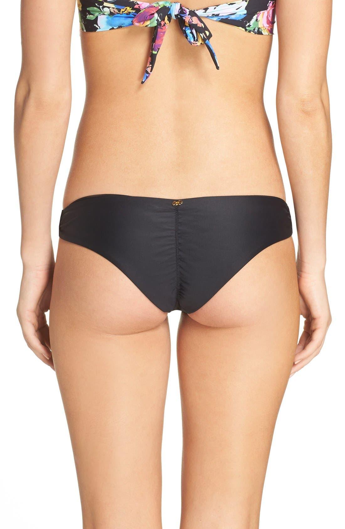Bikini Bottoms,                         Main,                         color, Midnight