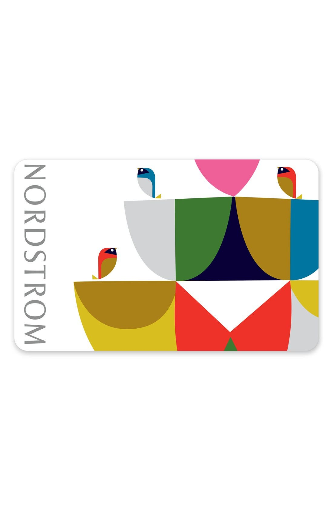 Nordstrom Winter Birds Gift Card