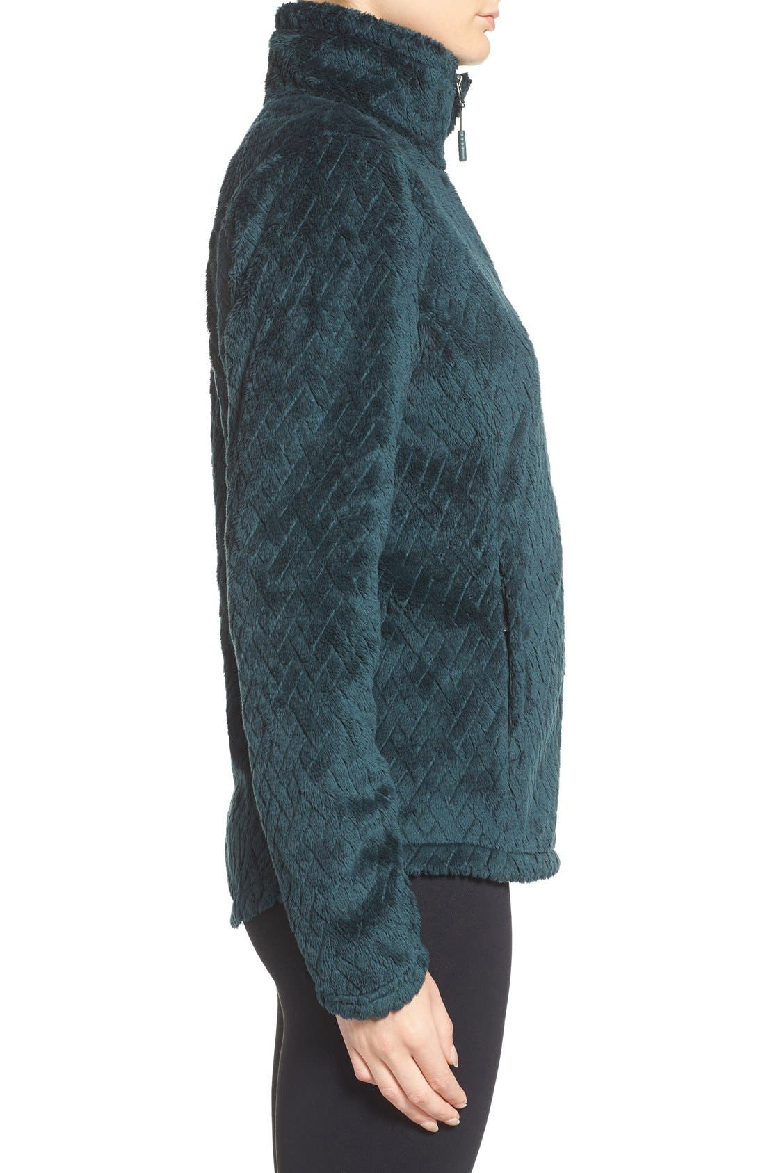 Alternate Image 3  - The North Face Novelty Osito Fleece Jacket