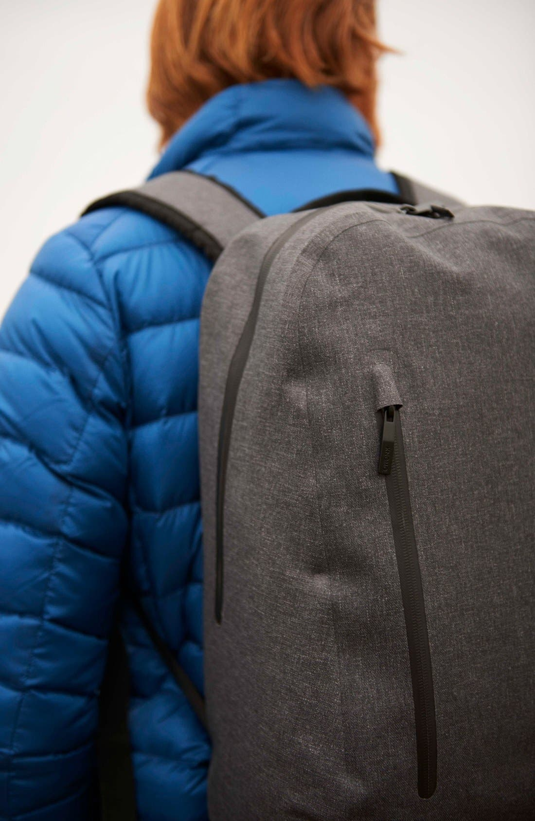Thames Harpsden Backpack,                             Alternate thumbnail 7, color,                             Grey