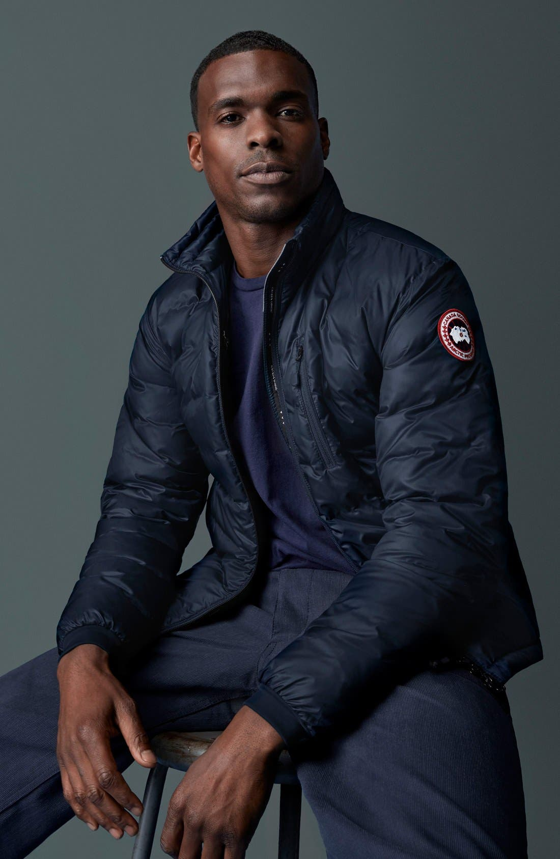 Alternate Image 7  - Canada Goose 'Lodge' Slim Fit Packable Windproof 750 Down Fill Jacket