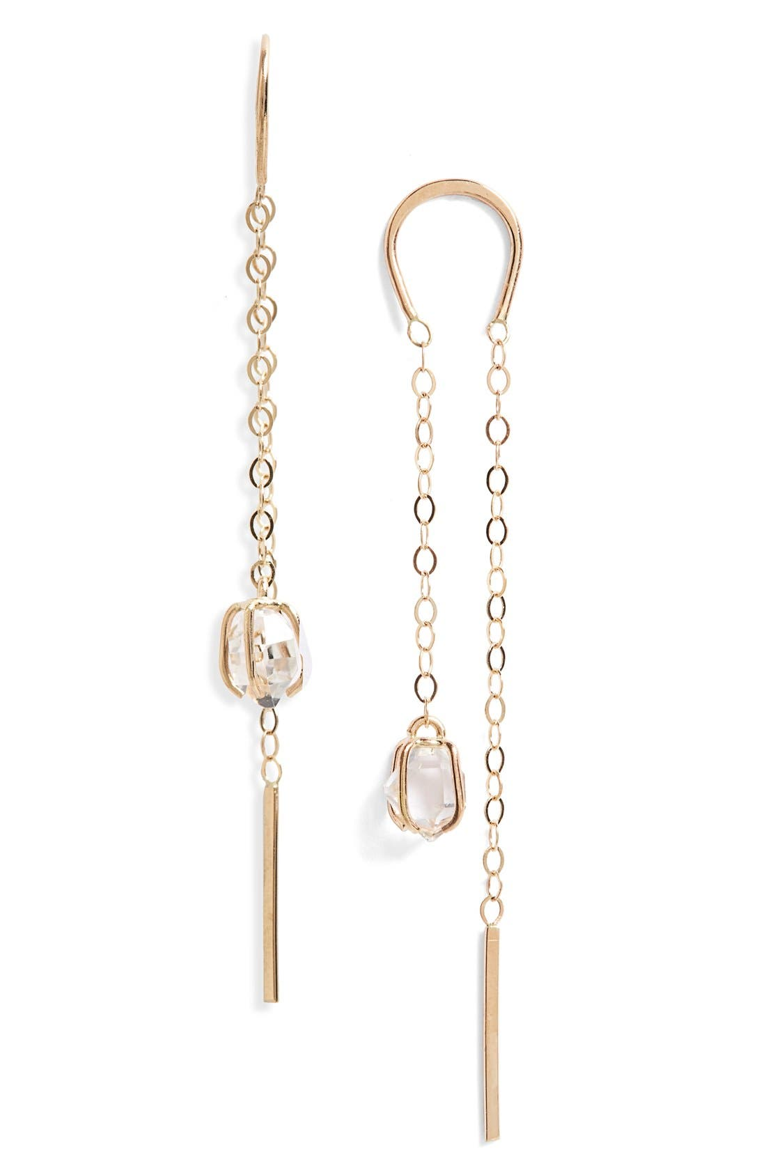 Melissa Joy Manning Threader Earrings