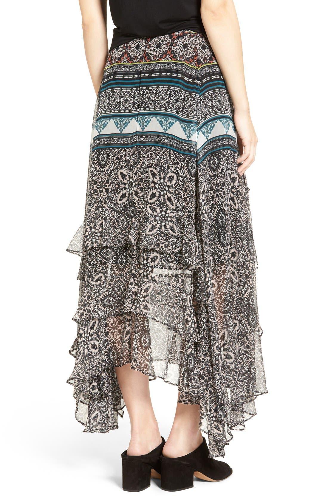 Alternate Image 2  - Ella Moss Jacinda Skirt