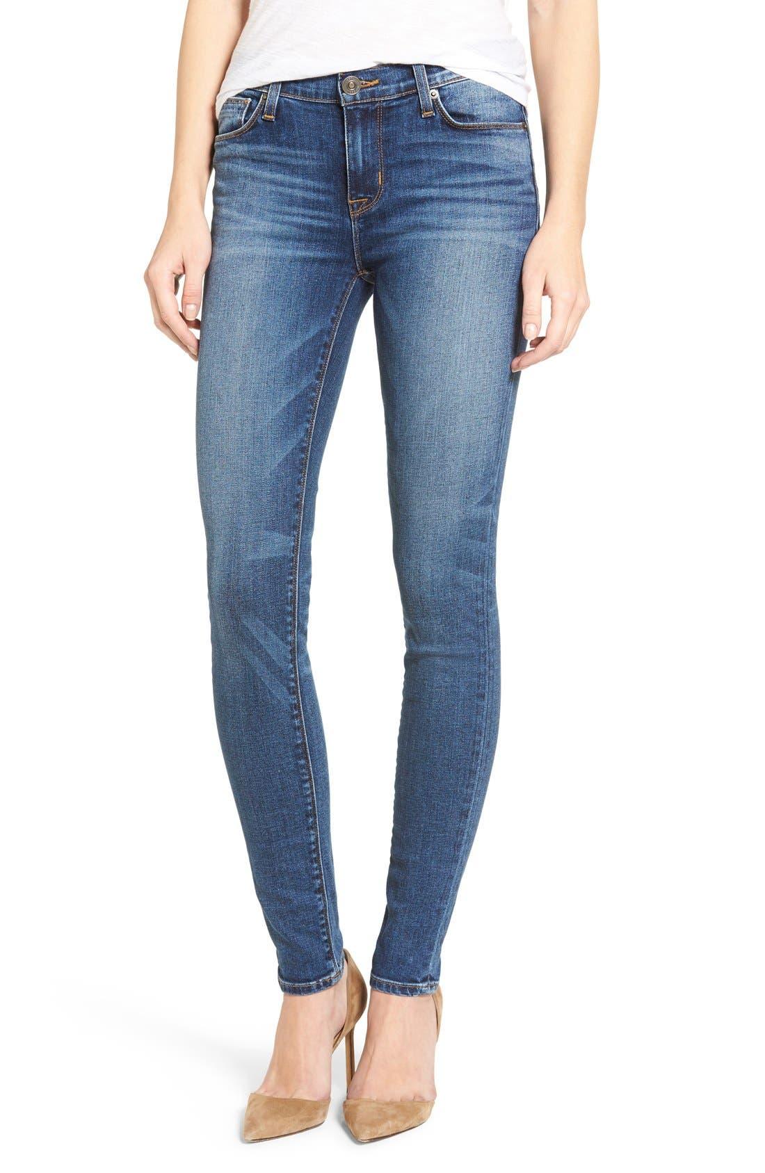 Nico Super Skinny Jeans,                         Main,                         color, Legion