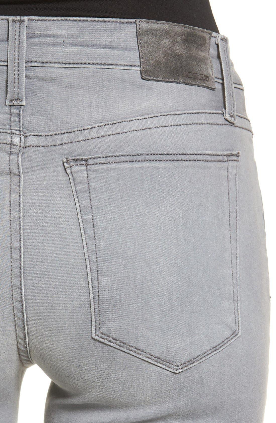 Alternate Image 4  - Joe's Icon Skinny Jeans (Gretta)