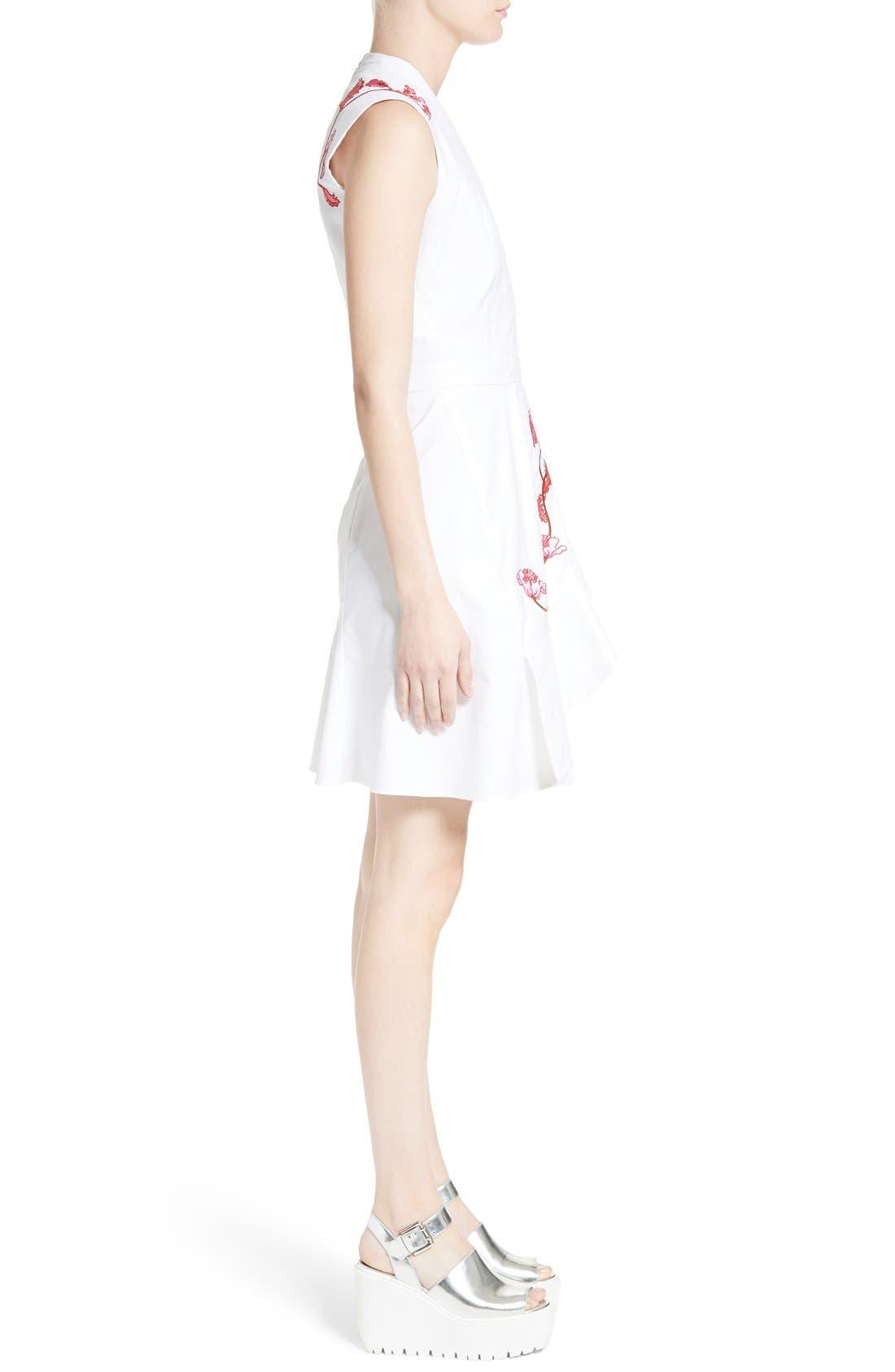 Alternate Image 3  - Carven Embroidered Dress