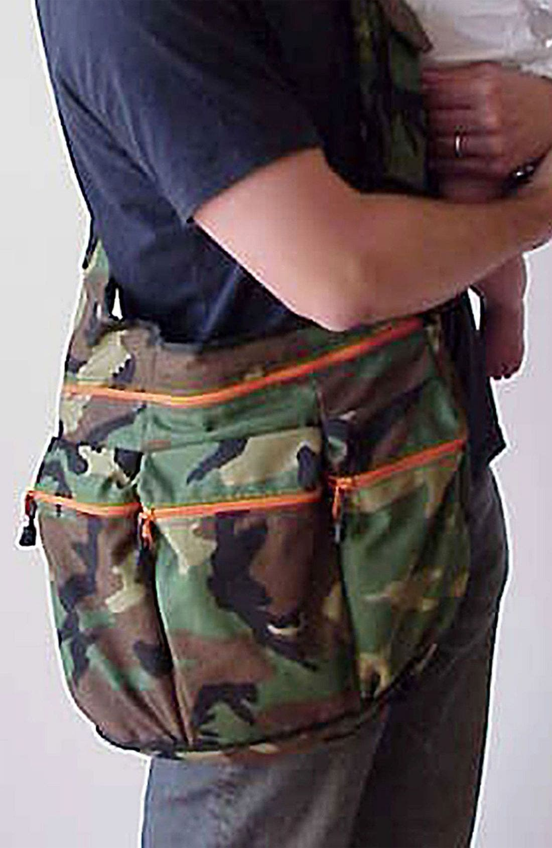 Alternate Image 5  - Diaper Dude Shoulder Messenger Bag