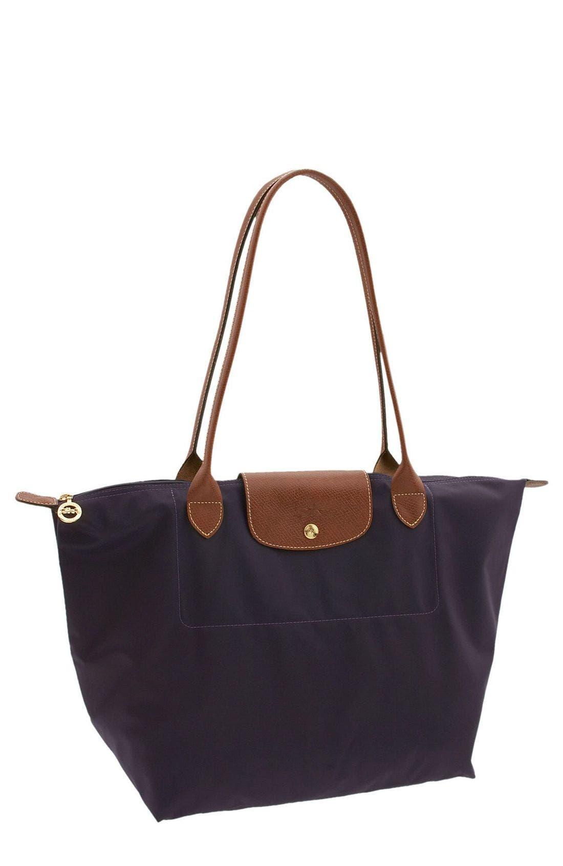 Alternate Image 1 Selected - Longchamp 'Le Pliage - Large' Tote Bag