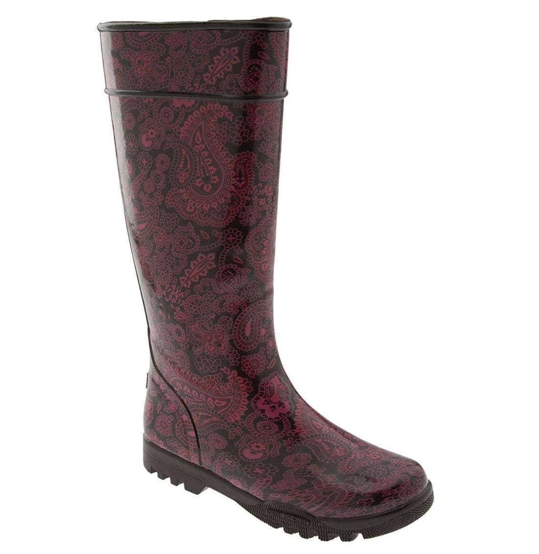 Main Image - Sperry Top-Sider® 'Pelican' Tall Rain Boot (Women)
