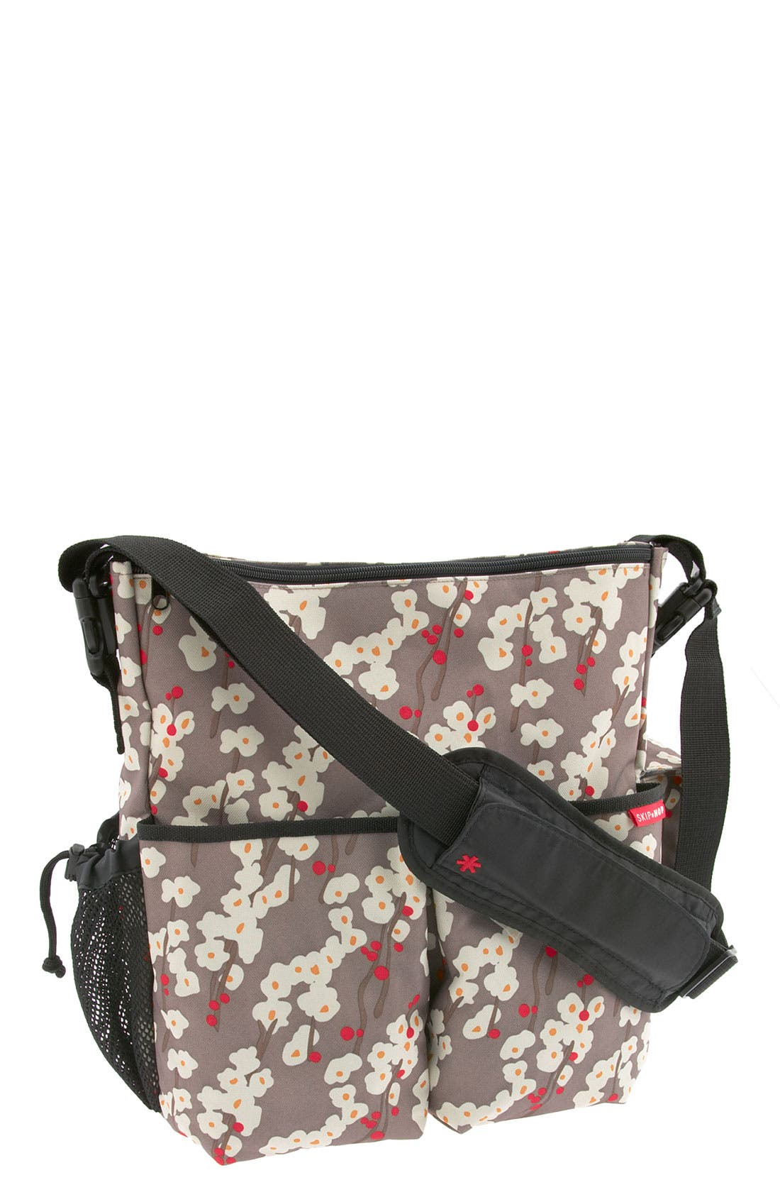 Alternate Image 1 Selected - Skip Hop 'Duo' Diaper Bag (Deluxe Edition)
