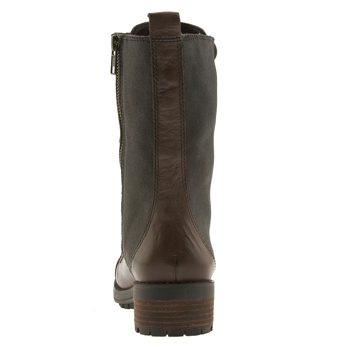 'Corley' Boot,                             Alternate thumbnail 4, color,                             Dark Brown Leather