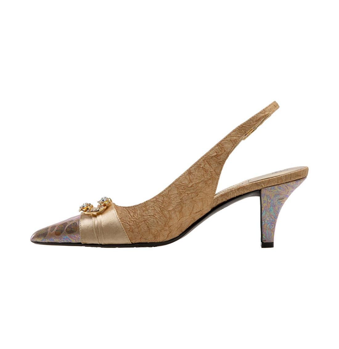 Alternate Image 2  - J. Reneé 'Gailen' Slingback