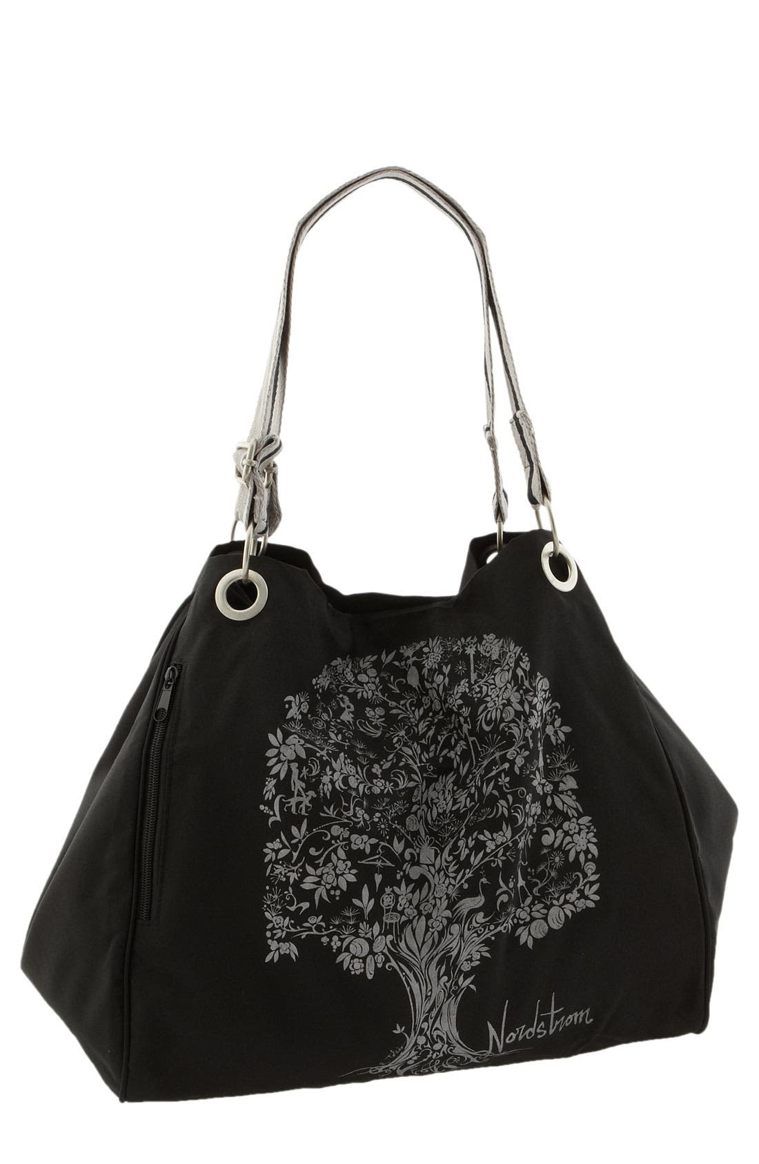 Alternate Image 1 Selected - Nordstrom Slouchy Eco Tote with Pouch