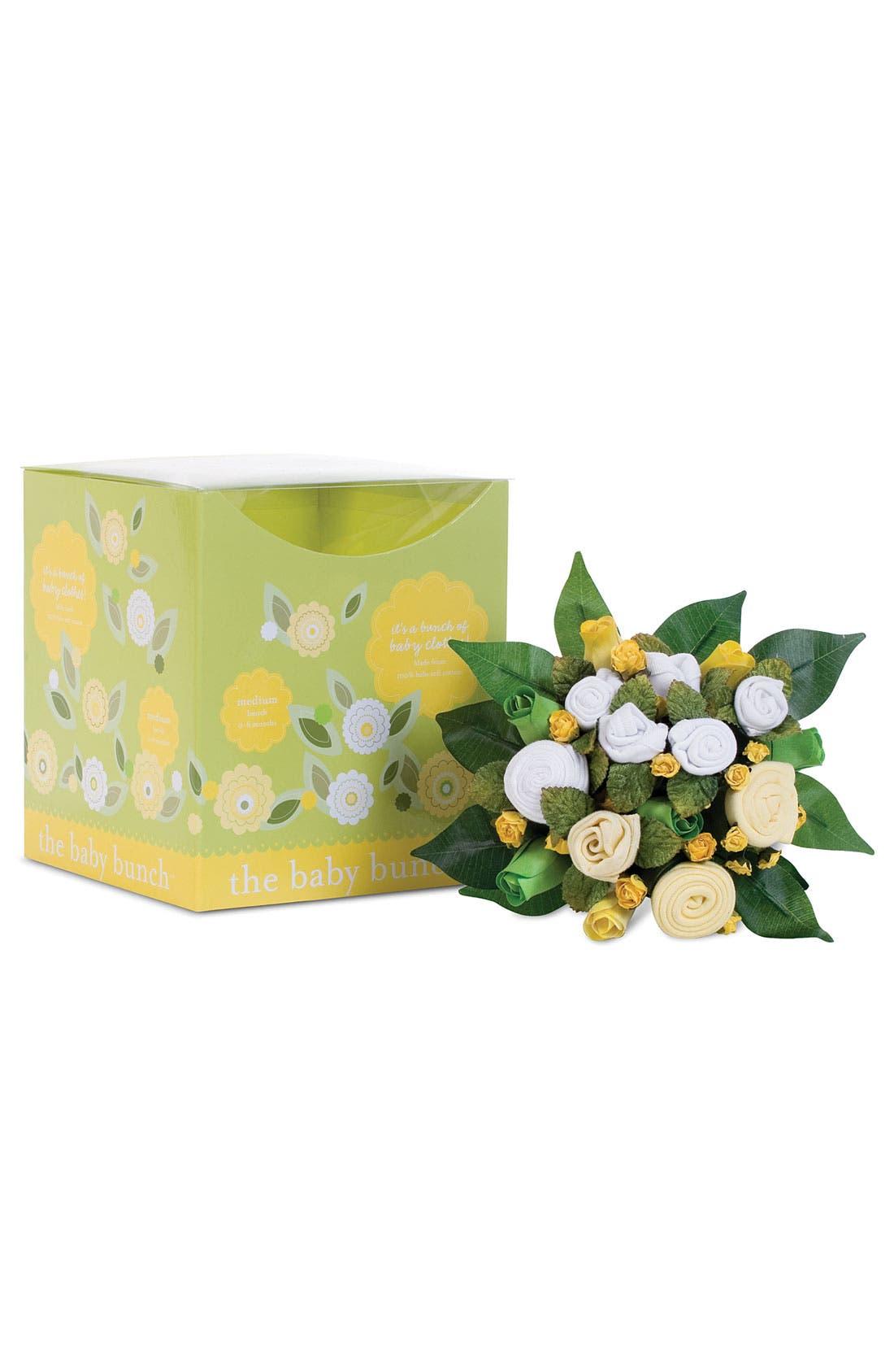 Alternate Image 2  - The Baby Bunch Bouquet Set (Infant)