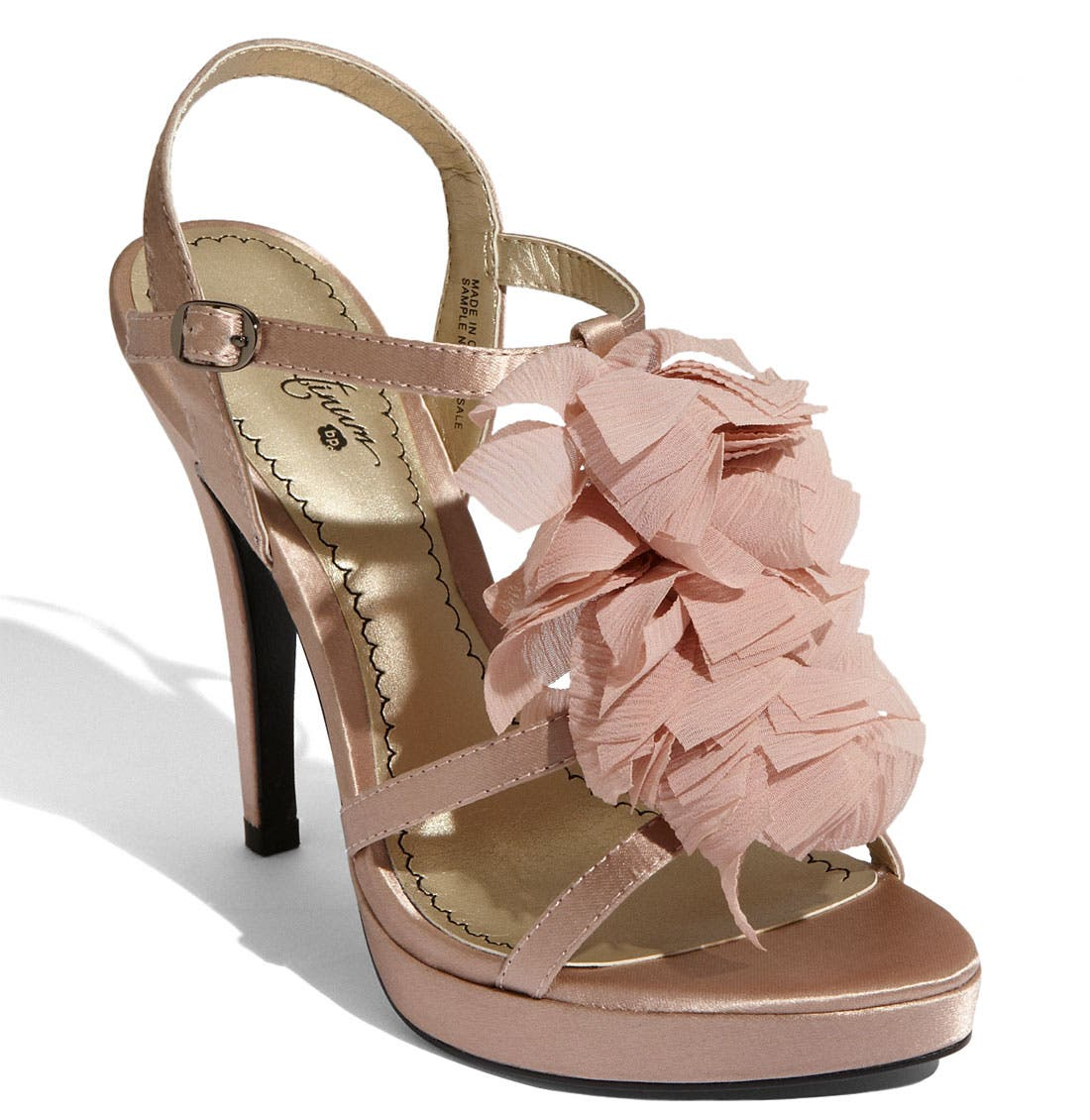 Alternate Image 1 Selected - BP. Platinum 'Medina' Sandal