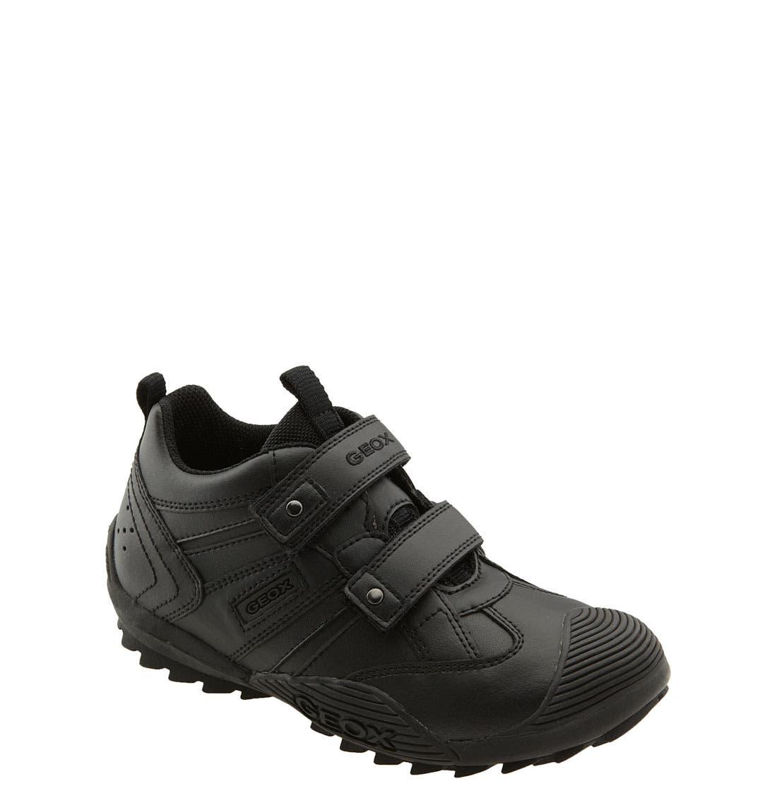 Alternate Image 1 Selected - Geox 'Savage' Sneaker (Toddler, Little Kid & Big Kid)