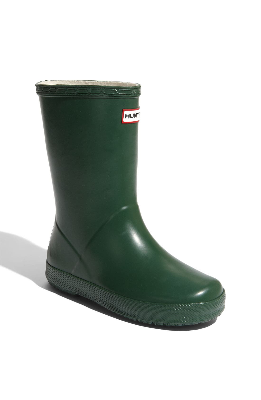 Alternate Image 1 Selected - Hunter 'Kid's First' Rain Boot (Walker, Toddler & Little Kid)