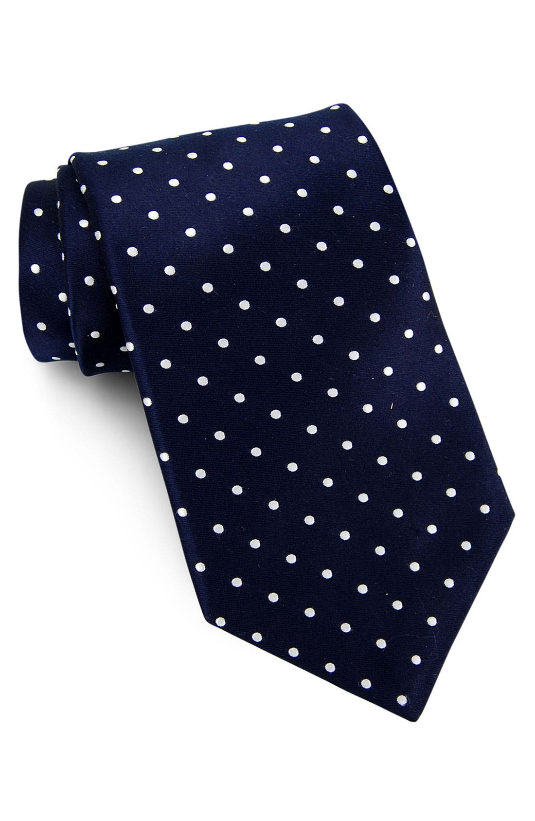Alternate Image 1 Selected - John W. Nordstrom® Woven Silk Tie
