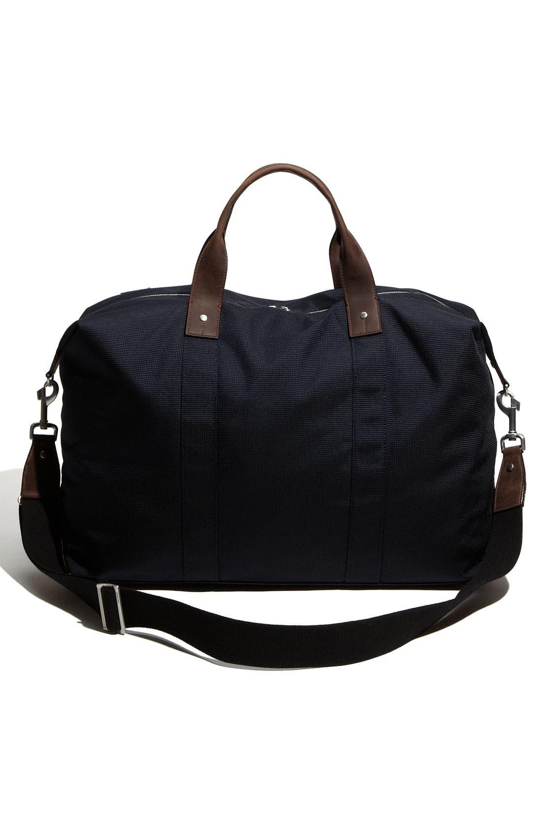 Alternate Image 2  - Jack Spade 'Wing' Nylon Duffel Bag