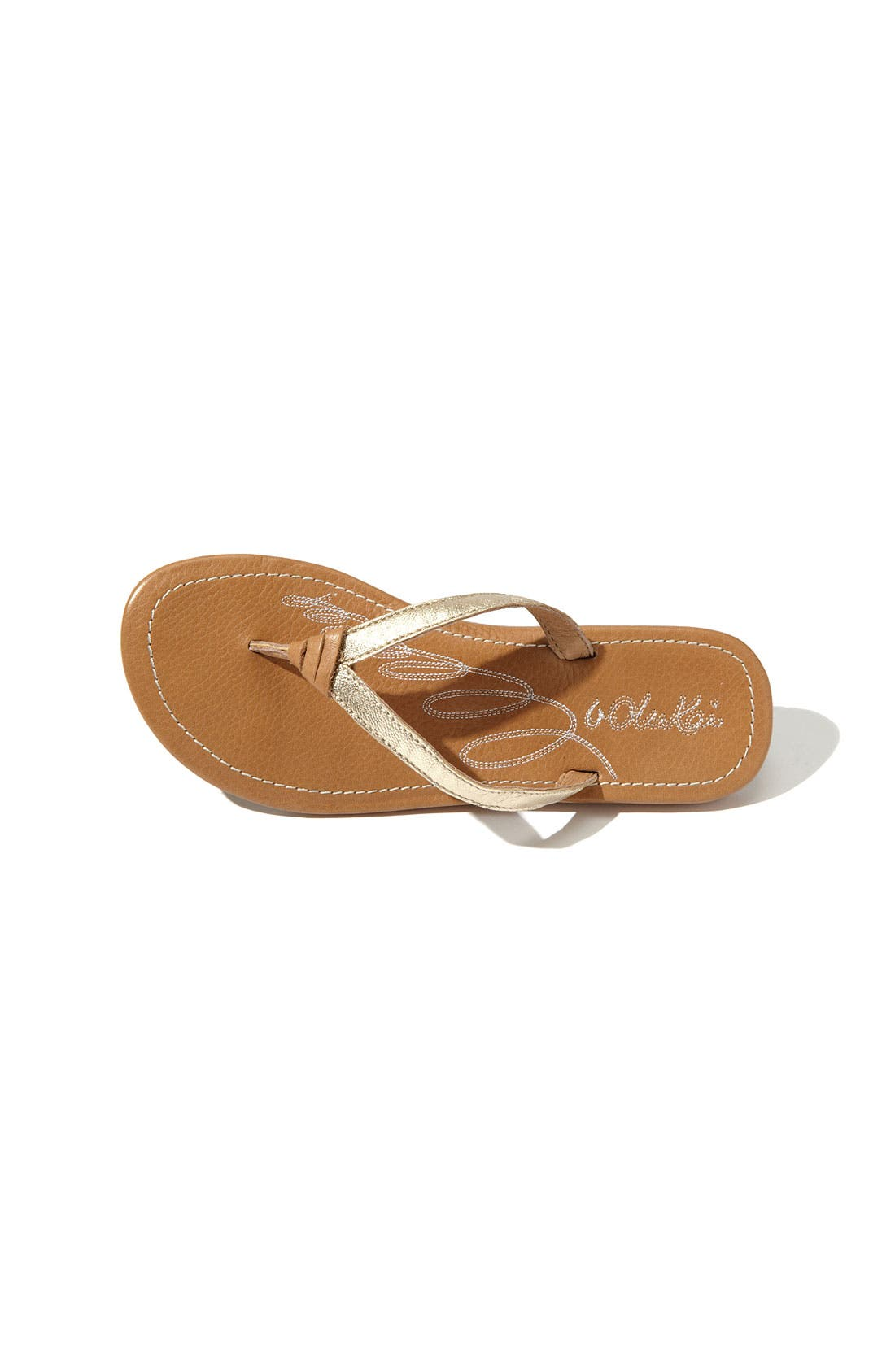 Alternate Image 3  - OluKai 'Ulala' Flip Flop (Toddler, Little Kid & Big Kid)