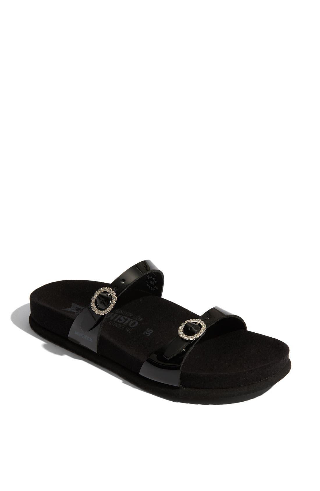 Alternate Image 1 Selected - Mephisto 'Sydel' Sandal