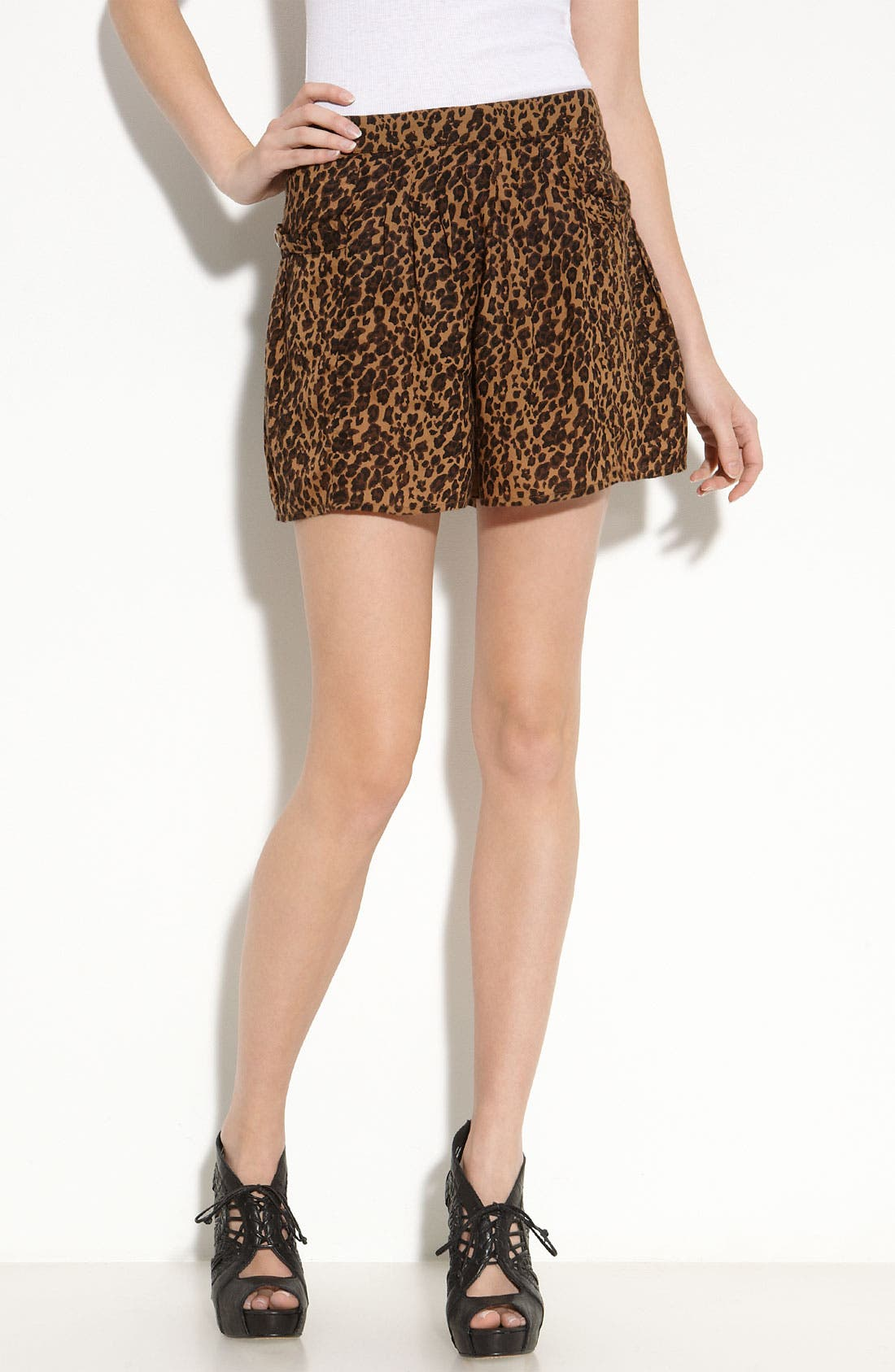Alternate Image 1 Selected - Free People 'Staying Cool' Shorts