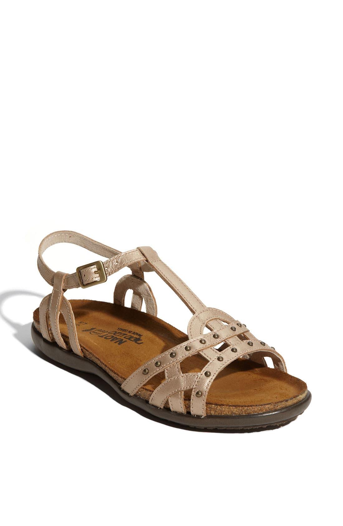 Alternate Image 1 Selected - Naot 'Elinor' Sandal