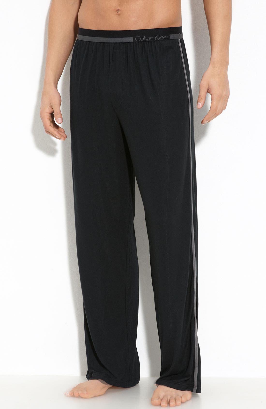 Alternate Image 1 Selected - Calvin Klein 'U5577' Micromodal Lounge Pants