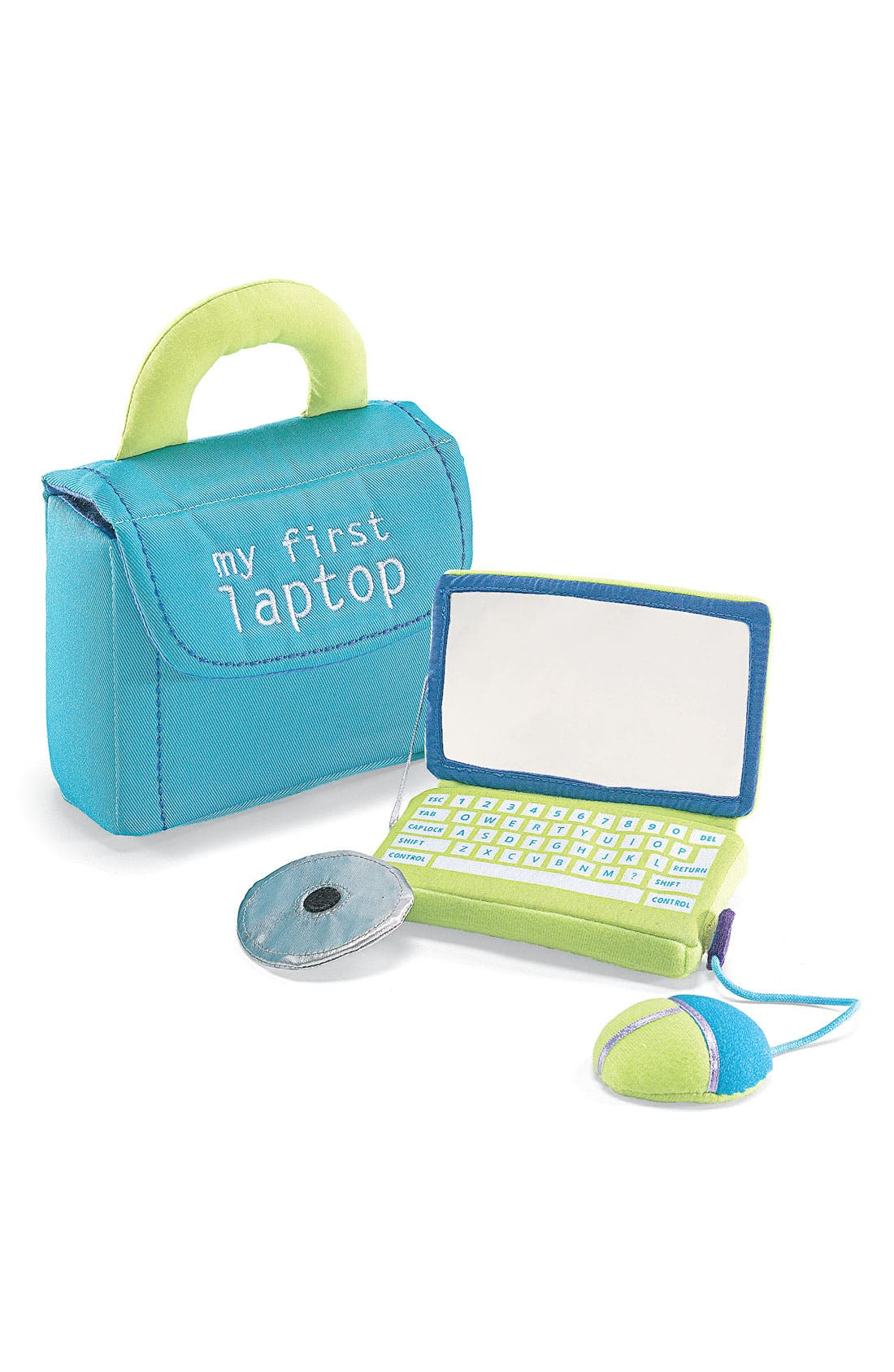 Alternate Image 1 Selected - Baby Gund 'My First Laptop' Play Set