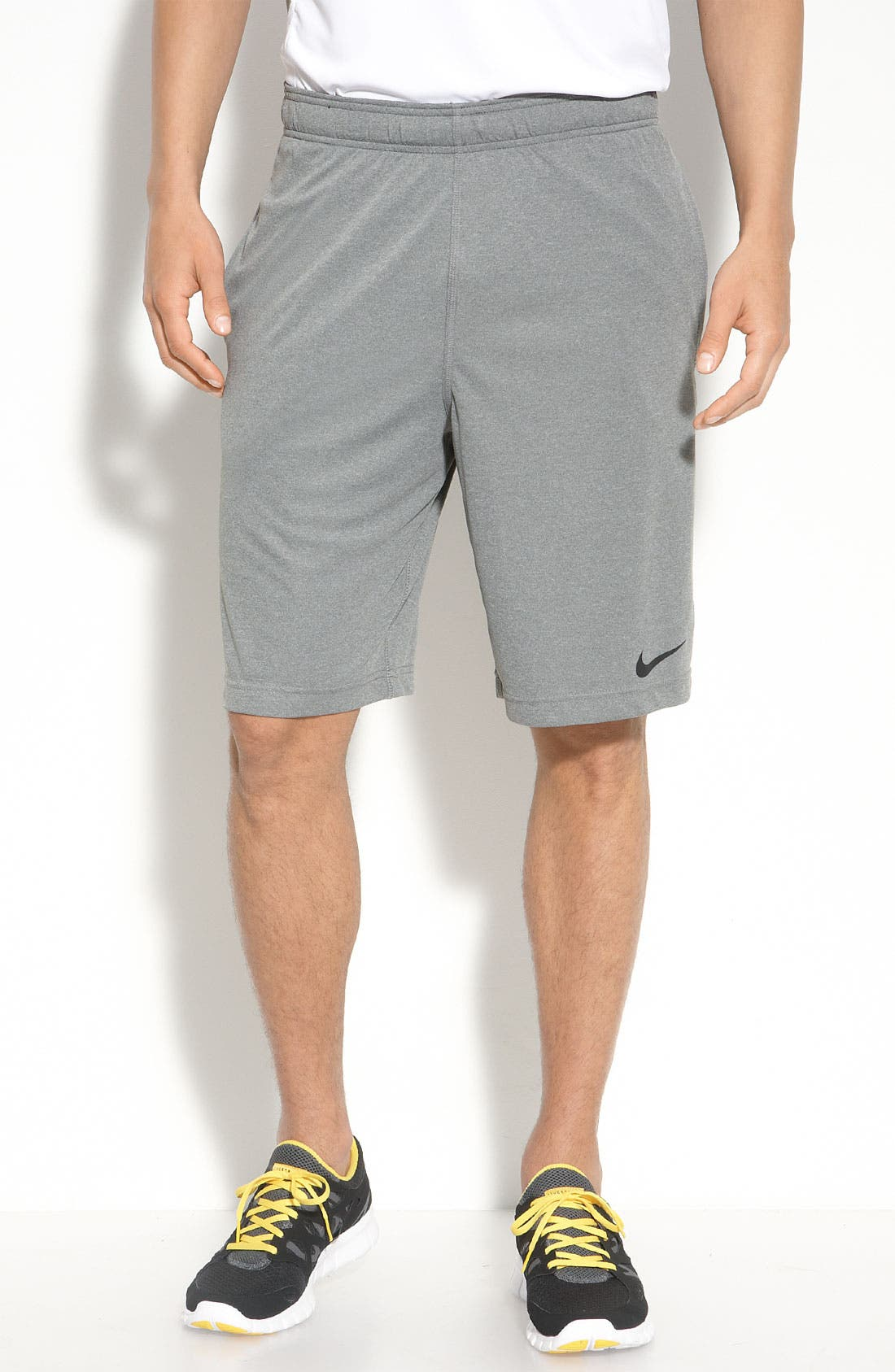 Alternate Image 1 Selected - Nike 'Fly' Dri-FIT Shorts