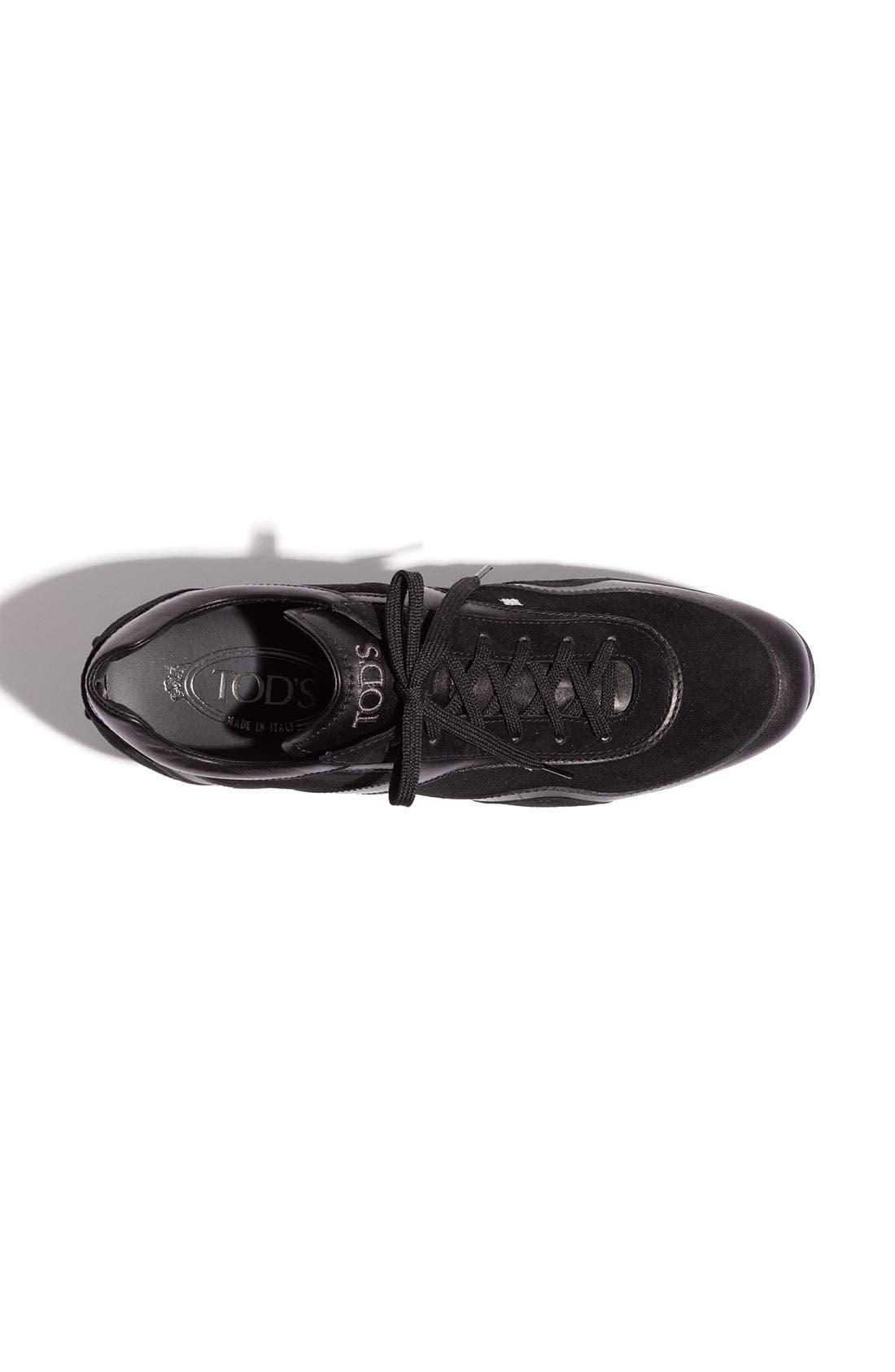 Alternate Image 3  - Tod's Wedge Heel Sneaker