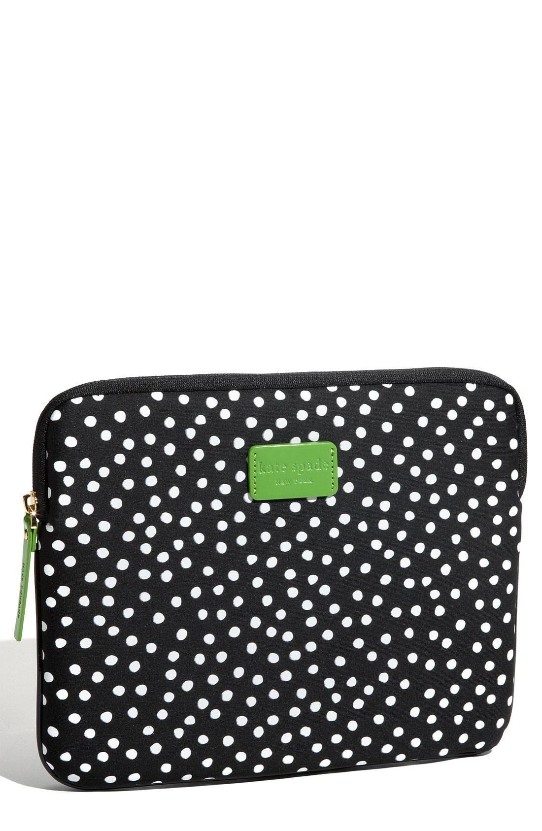Alternate Image 1 Selected - kate spade new york neoprene iPad sleeve