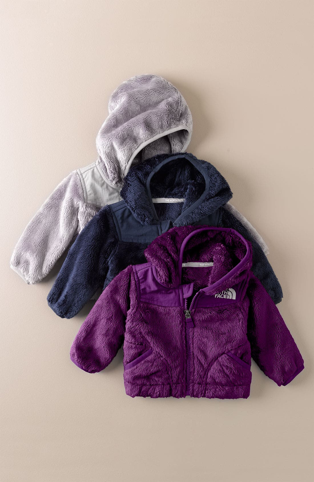 Alternate Image 2  - The North Face 'Oso' Hoodie (Infant)