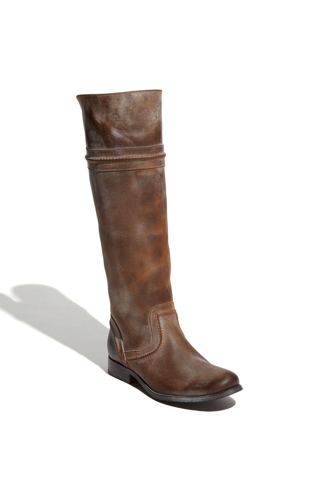 Alternate Image 1 Selected - Frye 'Melissa Trapunto' Boot
