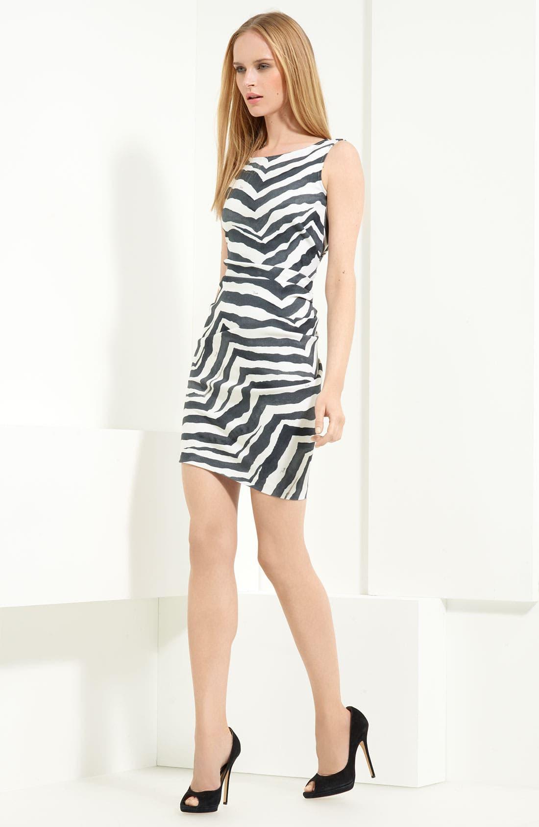 Main Image - Emilio Pucci Stretch Wool Blend Dress