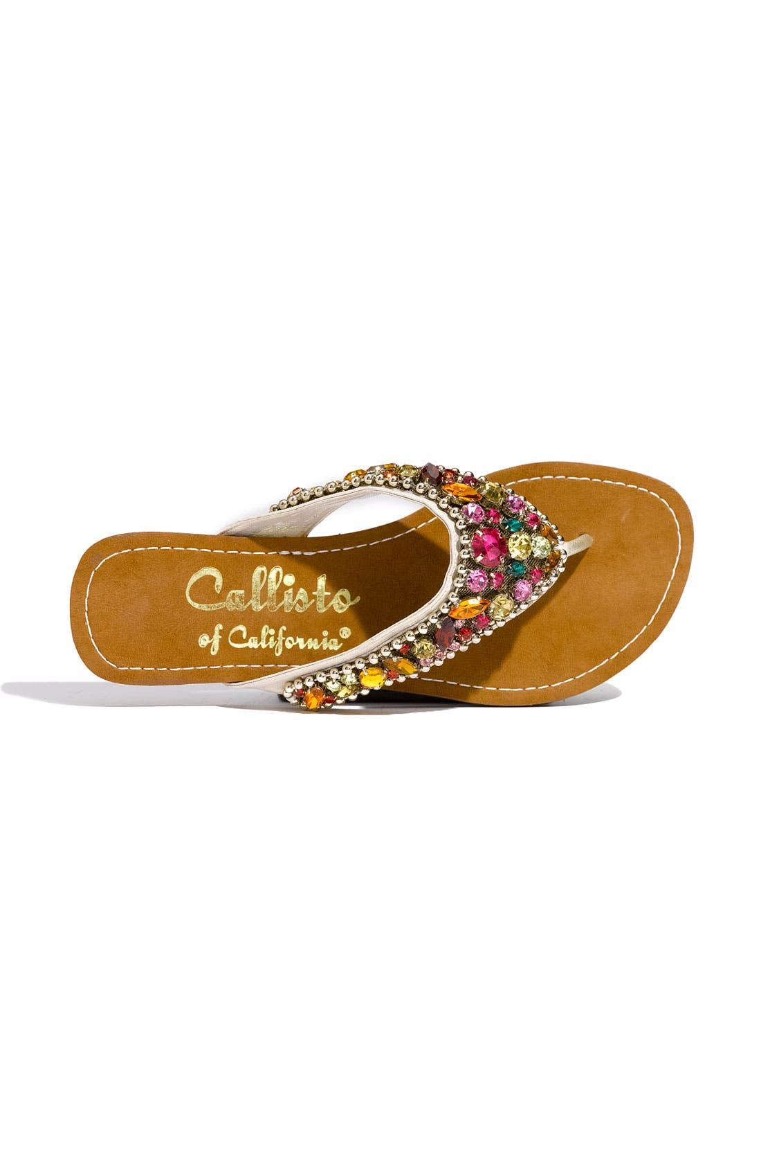 Alternate Image 3  - Callisto 'Jellie' Sandal