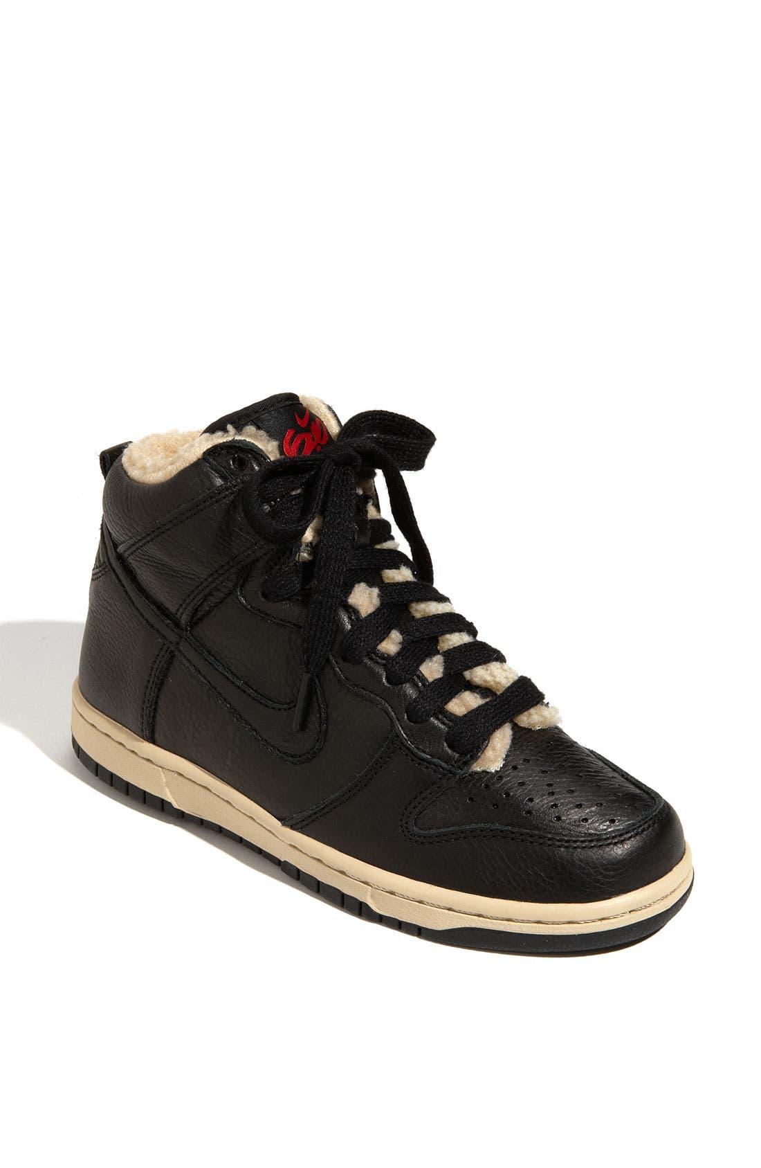 Alternate Image 1 Selected - Nike 'Dunk Hi 6.0 Premium' Sneaker