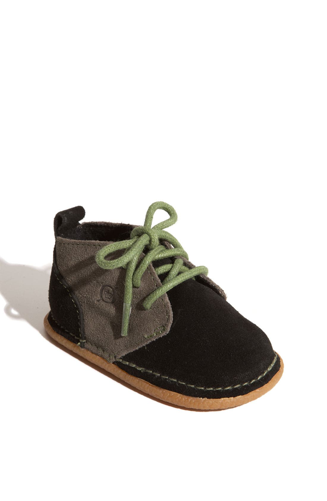 Alternate Image 1 Selected - Nubørn 'Baxter' Lace-Up Bootie (Baby)