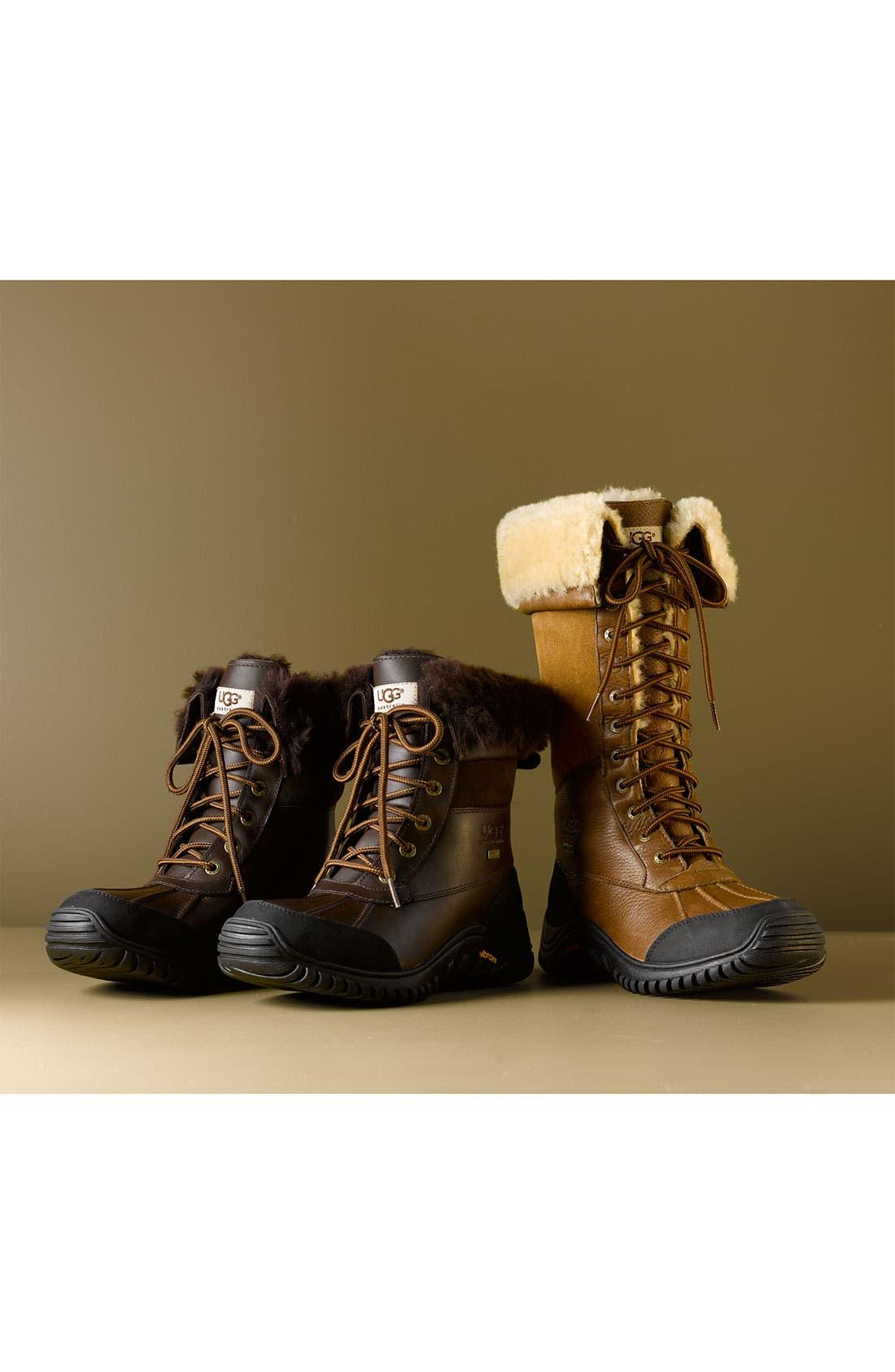 Alternate Image 5  - UGG® Adirondack Waterproof Tall Boot (Women)